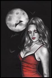 Vampire Hottie