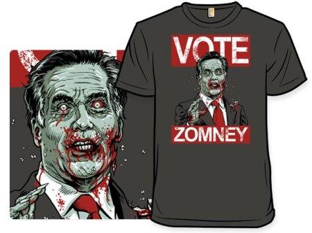Romney Zombie