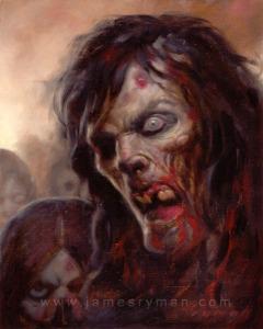 Zombie growl