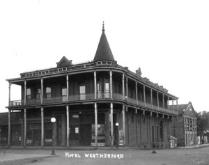 HotelWeatherford