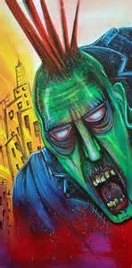 Punk Rock Zombie