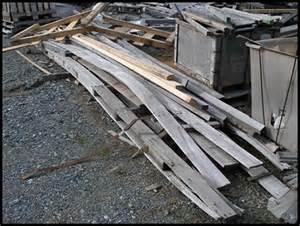 Junk Lumber