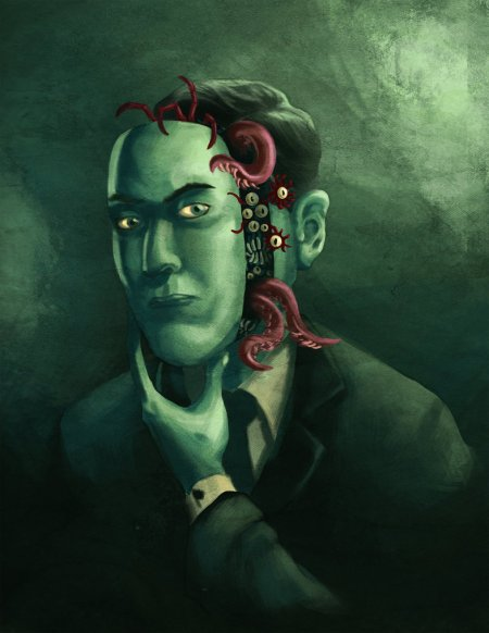 Lovecraft face