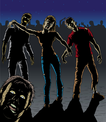 Zombie street III