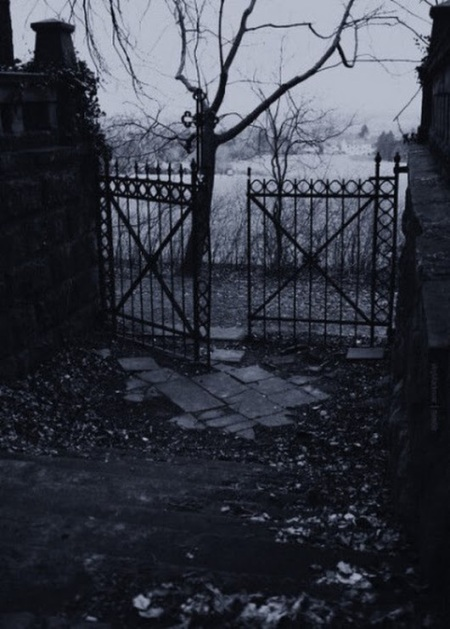 Creepy Gate