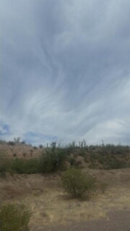 Saquaro Clouds