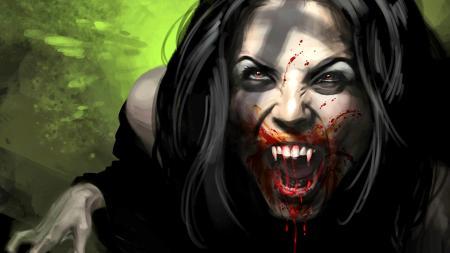 Female vamp