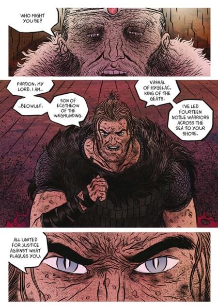 Beowulf by Santiago Garcia and David Rubin ii
