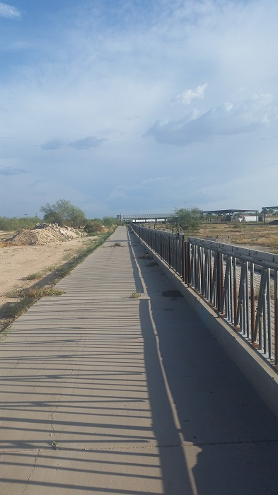Tucson trail