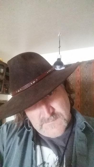 Bone hat