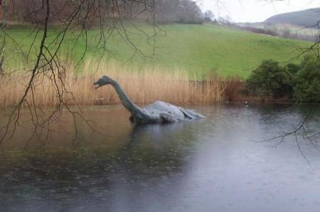 Loch Ness Centre Plesiosaur