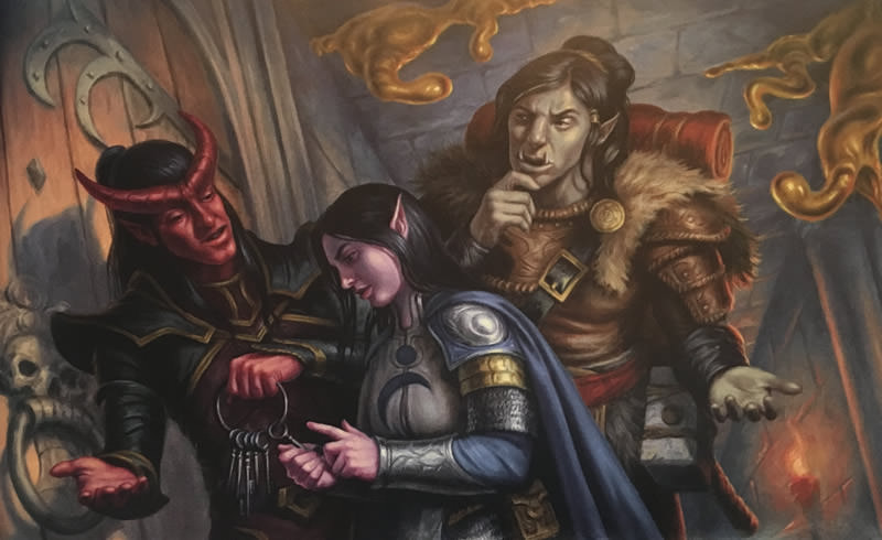 Dungeons and Dragons Dungeons Master Guide for 5E iii